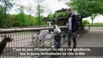 Football: Popp, capitaine allemande et future gardienne de zoo