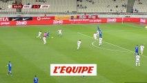 Tous les buts de Grèce-Arménie - Foot - Qualif. Euro