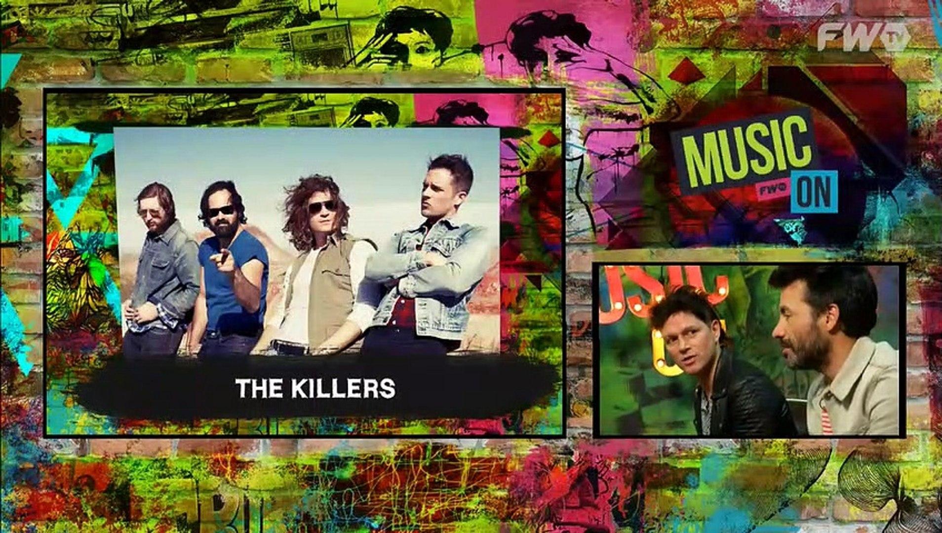 """Foxley """"The Killers es una de las mejores últimas bandas que han existido"""""""