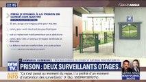 Prise d'otages à la prison de Condé-Sur-Sarthe (1/3)