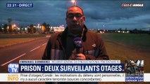 Prise d'otages à la prison de Condé-Sur-Sarthe (2/3)