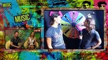 """Programa MusicON #30 ManuelQuieto / Mancha de Rolando #Confesionario """" Nos encantaría ser teloneros de Paul McCartney y los Rolling Stones"""""""