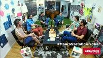 Mauro Szeta Veron, Angeleri, Gata Fernandez y otros ex jugadores pinchas