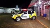 Procurado por crime de roubo, homem é preso pela PM em Santa Tereza do Oeste