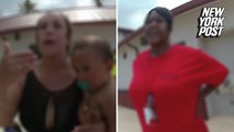 'She had both of them out': Breastfeeding mom booted from public pool