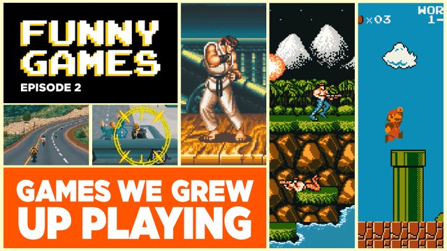 Games We Grew Up Playing | Funny Games | Ep 02