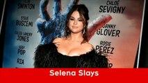 Selena Gomez-ETalk-11 Juin 2019