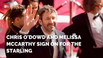 Melissa McCarthy And Chris O'Dowd Join 'The Starling' cast