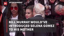 Bill Murray Loves Working With Selena Gomez