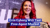 Cris Cyborg Is Going With Free Agency Market