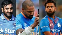ICC Cricket World Cup 2019 : Who Can Replace Injured Dhawan In India's World Cup 2019 Squad?