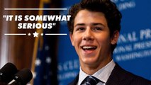 Nick Jonas is selling his own presidential merch