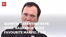 Quentin Tarantino's Thoughts On Marvel Movies