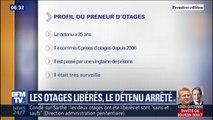 Condé-sur-Sarthe: le détenu en était à sa 6e prise d'otage depuis 2006