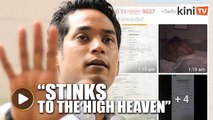 Sex video: It stinks to the high heaven, says Khairy