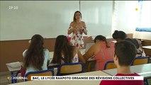 BAC, le lycée Raapoto organise des révisions collectives