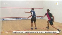 TH : Tournoi de squash international à Phénix