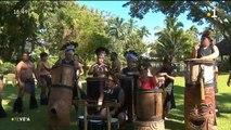 TH : Un groupe marquisien à l'UNESCO