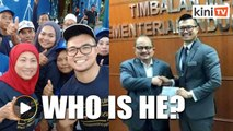 Who is Haziq Aziz?