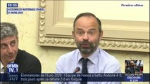 Édouard Philippe conforté avant son discours de politique générale