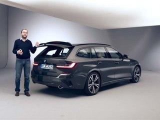 Découverte de la BMW Série 3 Touring (2019)