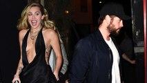 Miley Cyrus Slams Split Rumors With Hubby Liam In An Anniversary Tweet