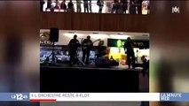 Buzz : Un centre commercial s'inonde au Mexique et l'orchestre joue... Titanic ! Regardez