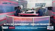 Brunet & Neumann : Acte 2 du quinquennat, quelles priorités ? - 12/06
