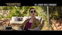 AS VIGARISTAS Filme Com Anne Hathaway e Rebel Wilson