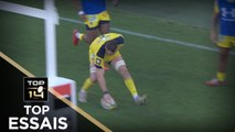 Best of essais Clermont – TOP 14 – Saison 2018-2019