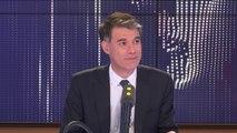 """Olivier Faure n'attend """"rien"""" du discours de politique générale d'Édouard Philippe qui mène une """"politique injuste"""""""