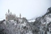 Le château de Neuschwanstein : le château sorti des contes de fées