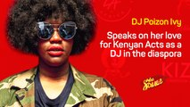 Mavericks DJ Poizon Ivy talks about her career and the inspiration behind her name  | The Sauce