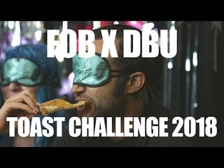 Fall Out Boy // Toast Challenge 2018 // DBU