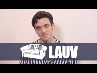 Hangs With... Lauv
