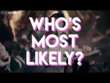 Real Friends play Who's Most Likely | Don't Bore Us