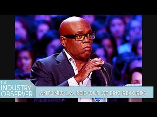 LA Reid's shock departure from Epic Records & UMG revenue boom // Back to Business