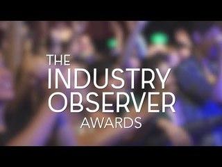 The Industry Observer Awards | Denis Handlin