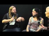 Interview with Cancer Bats