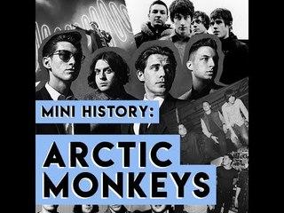 A Short History of Arctic Monkeys