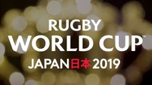 100 days to go to Rugby World Cup 2019