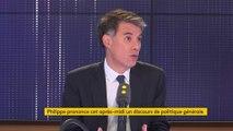 """Rassemblement de la gauche : """"Il y a des combats communs qui sont évidents"""" estime Olivier Faure"""
