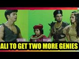 Aladdin - Naam Toh Suna Hoga: Ali to get two more Genies