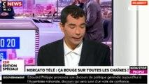 Morandini Live : Roselyne Bachelot perd son émission sur LCI (vidéo)