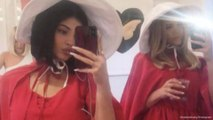 Kylie Jenner causes outrage with 'The Handmaid's Tale' party