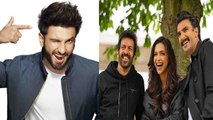 Ranveer Singh Challenges other actress after Deepika Padukone reached to 83 set | FilmiBeat