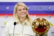 Qui est Ada Hegerberg, la première femme Ballon d'or de football ?