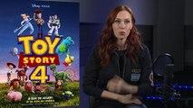 Audrey Fleurot pour Toy Story 4