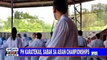 PH karatekas, sabak sa Asian Championships