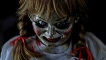 ANNABELLE 3 COMES HOME - Annabelle vs The Warrens featurette - Horror